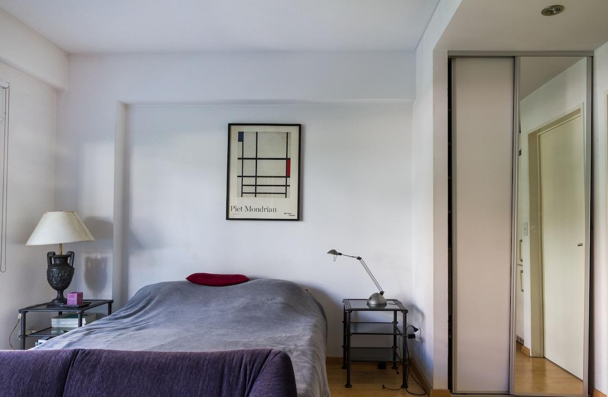Beautiful and cozy studio-Palermo