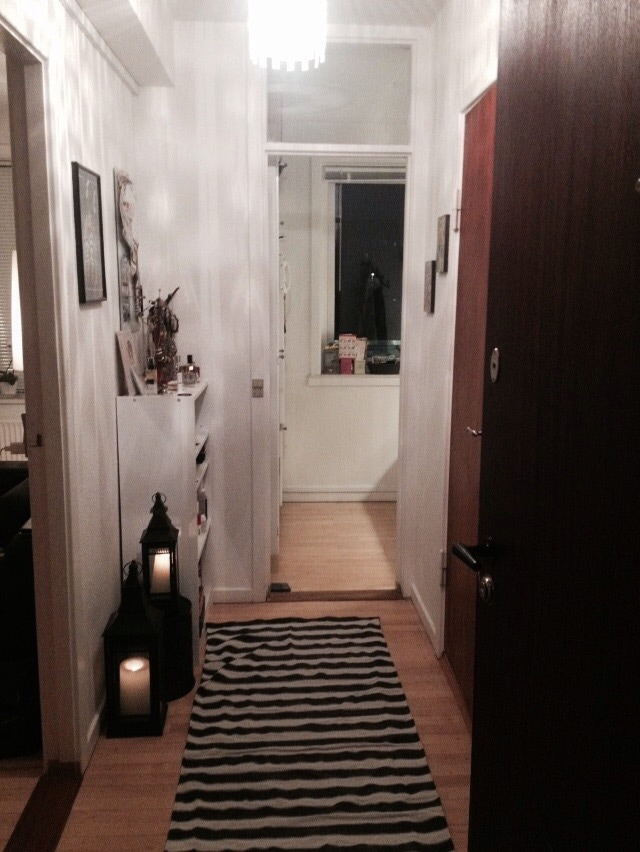 Cozy one room flat in Frederiksberg
