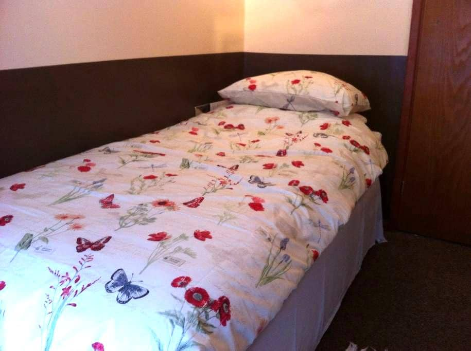 Single Room in a spacious Villa - Nailsea - วิลล่า