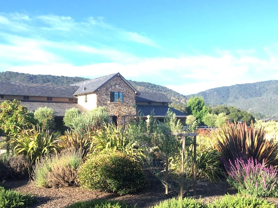Luxury Apartment Over Barn in Carmel Valley - Carmel Valley - Daire