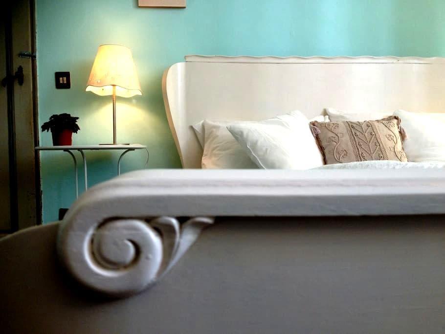 Double bedroom in Villa Giulia - スカンディッチ