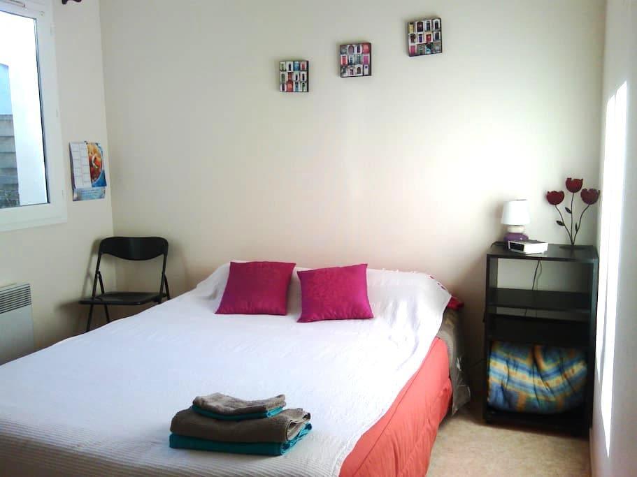 petite chambre entre plage et forêt - Saint-Trojan-les-Bains - House