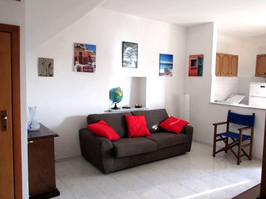 In the Old Town Terracina - Terracina - Appartement