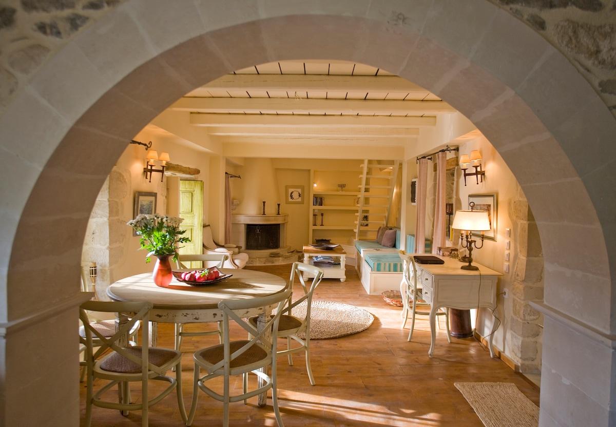 Villa Aer - Maronia