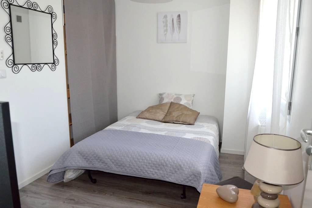 Chambre avec SDB privée dans maison au calme - Cran-Gevrier - Rumah