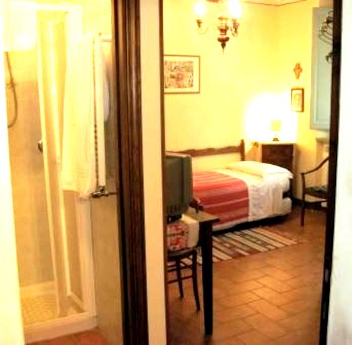 Camera singola - Roccalbegna - Bed & Breakfast
