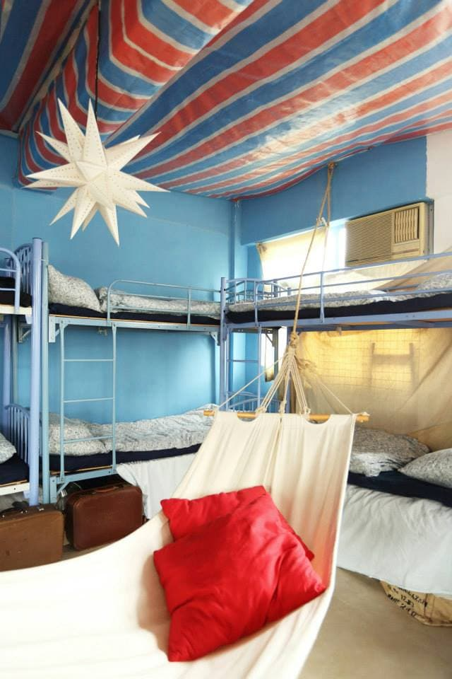 share dorm room