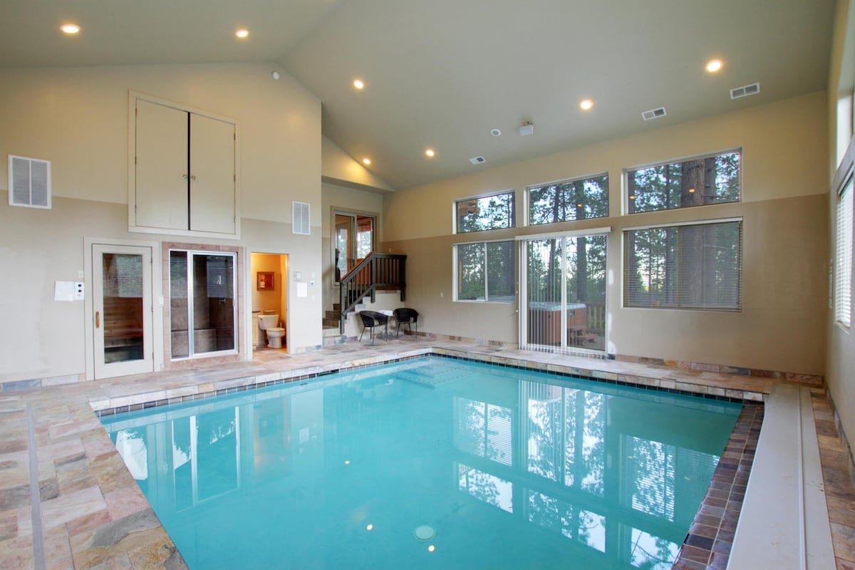 6 br in-door pool theater, heavenly, available ! - houses for rent