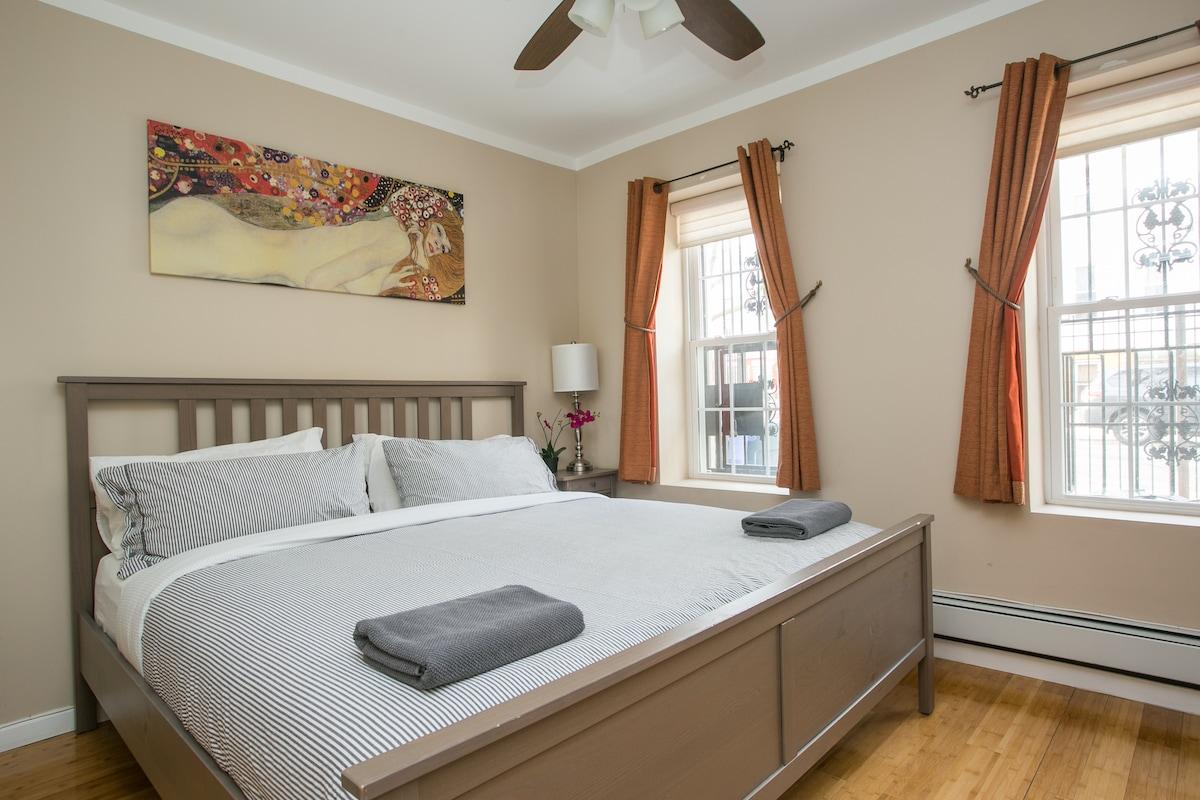 3 Bedroom Duplex/ 2 Baths and 2 LR