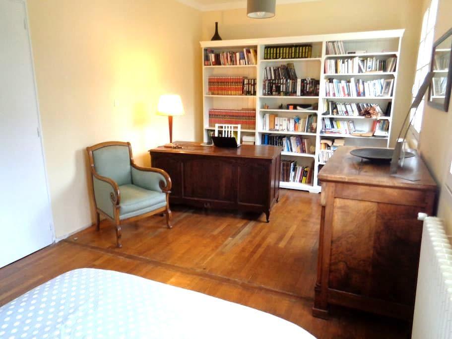 Chambre double à Carquefou - Carquefou - Dům