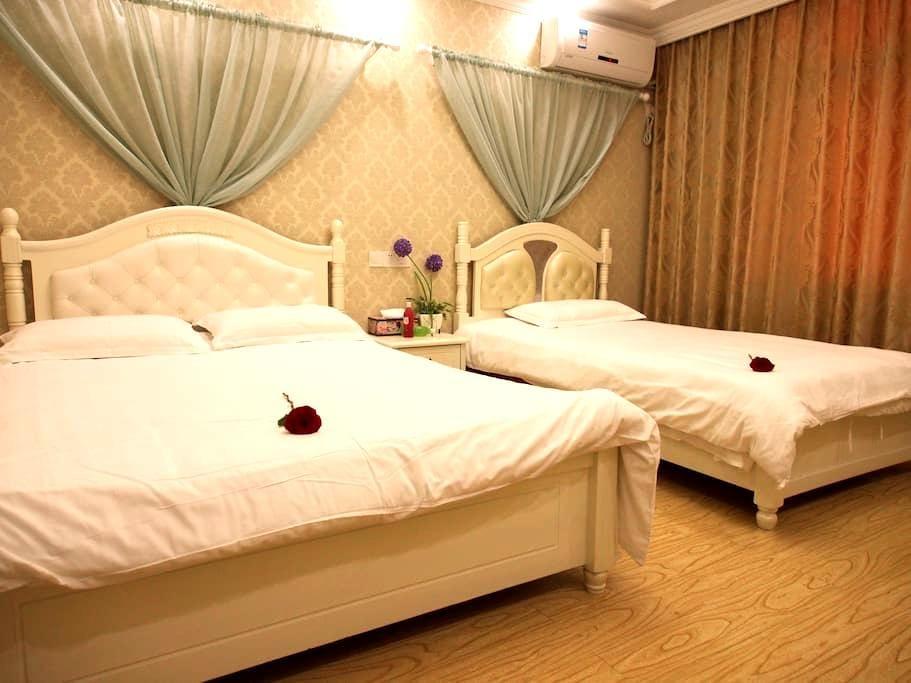 西塘千寻·时光家庭房 - Jiaxing - Apartment