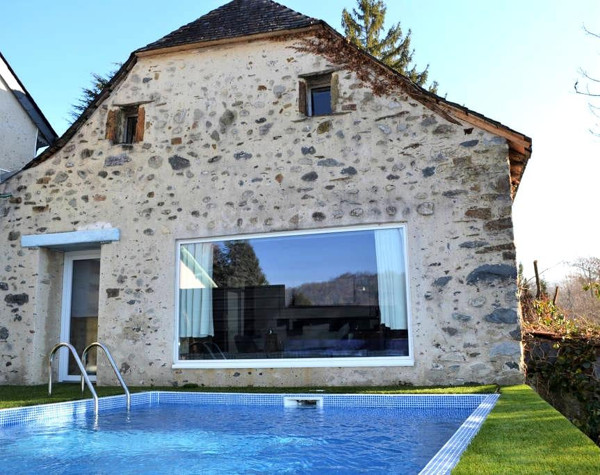 La grange - Lourdes - Rumah