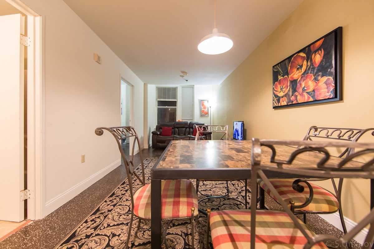 Downtown Memphis 1 BR Apartment