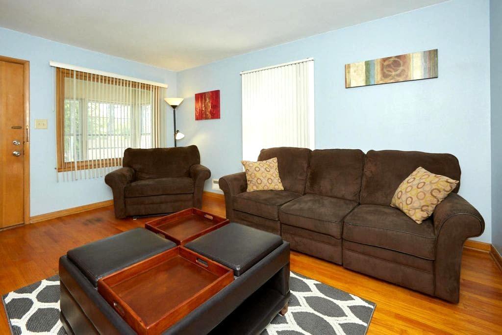Quiet cul-de-sac single family home - Milwaukee - Hus