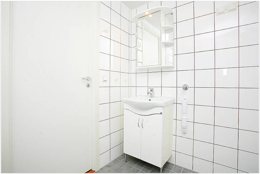 Bathroom, sink
