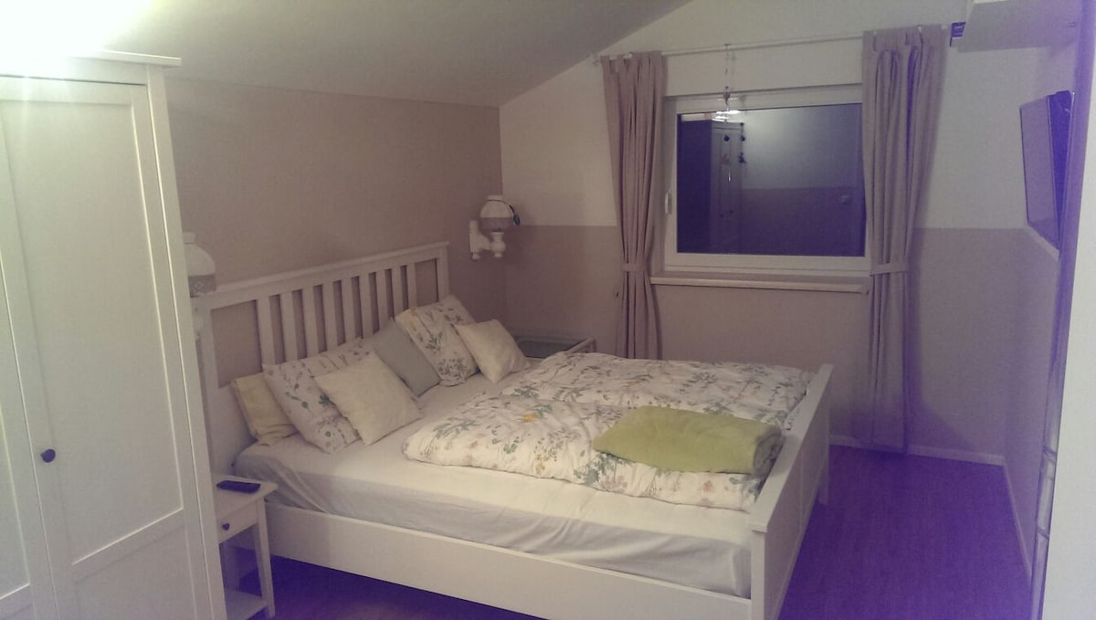 Neues Ferienappartement, 2 + 1 Pers