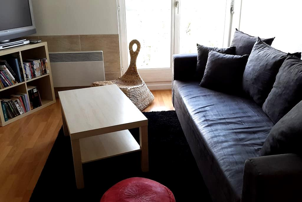Résidence Bartholdi - Petite Venise - Colmar - Lägenhet