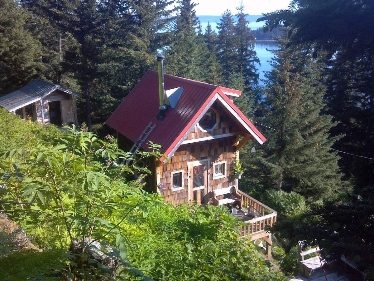 Kasitsna Bay Overlook Cabin