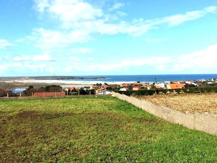 casa a 200 m de la playa - Valdoviño - Haus