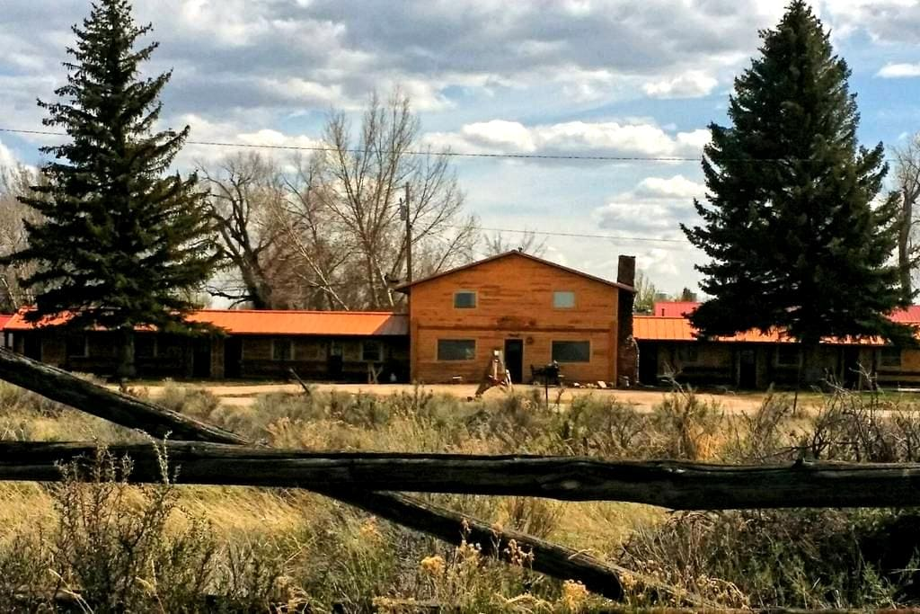 Copperline Lodge - Saratoga - Cabaña