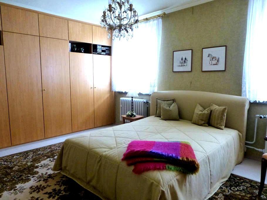 Zweibettzimmer in schöner Stadtlage - Zwickau