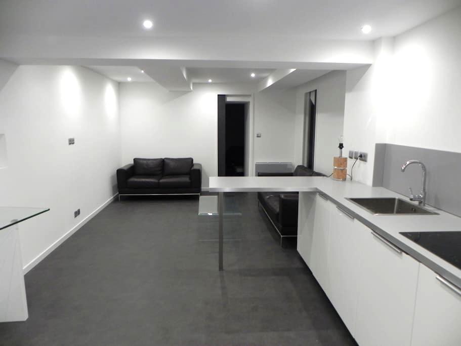 Appartement type F2 neuf au coeur de la ville - Saint-Maximin-la-Sainte-Baume - Lejlighed