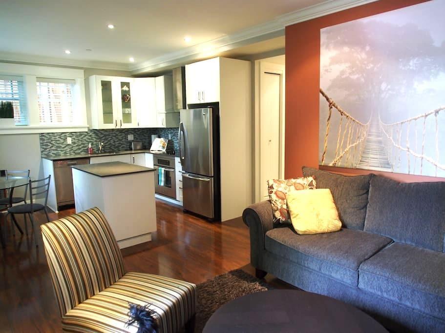 2 Bedroom suite in Kitsilano - Vancouver - Byt