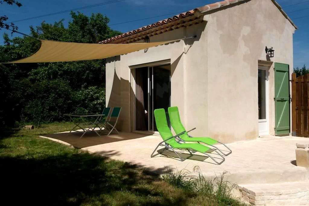 Charming Ched for lovers - Aix En Provence  - House