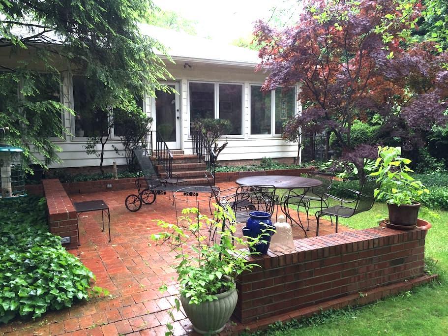 Classy home near the Cathedral - Washington - Ev