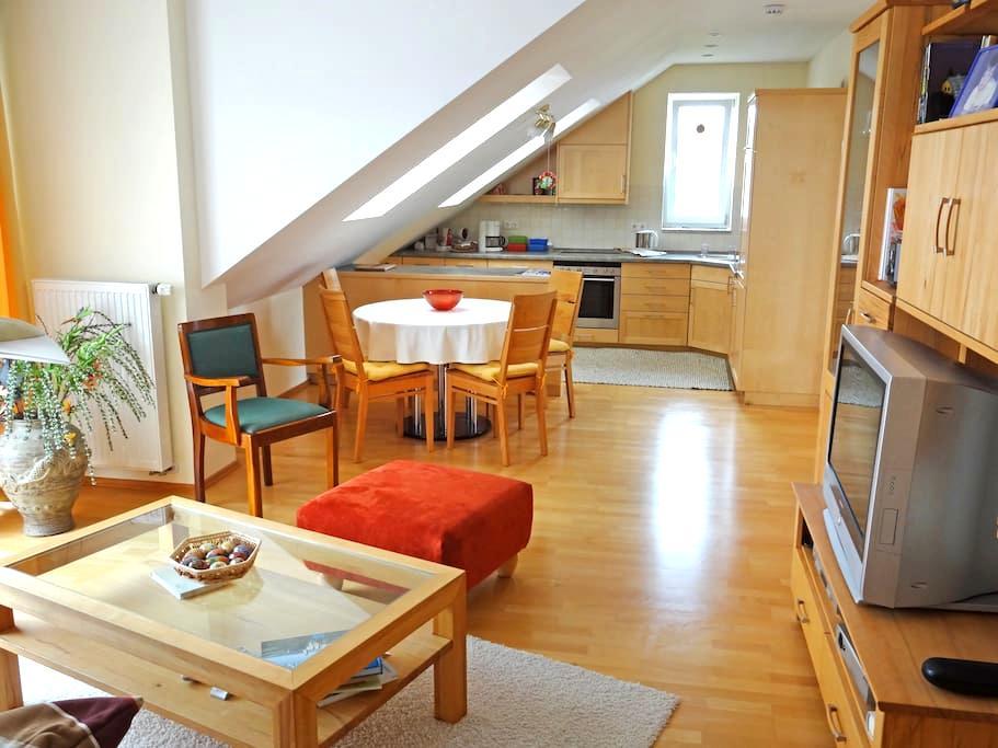 Wohnung in Freising Nähe München - Freising - Apartment