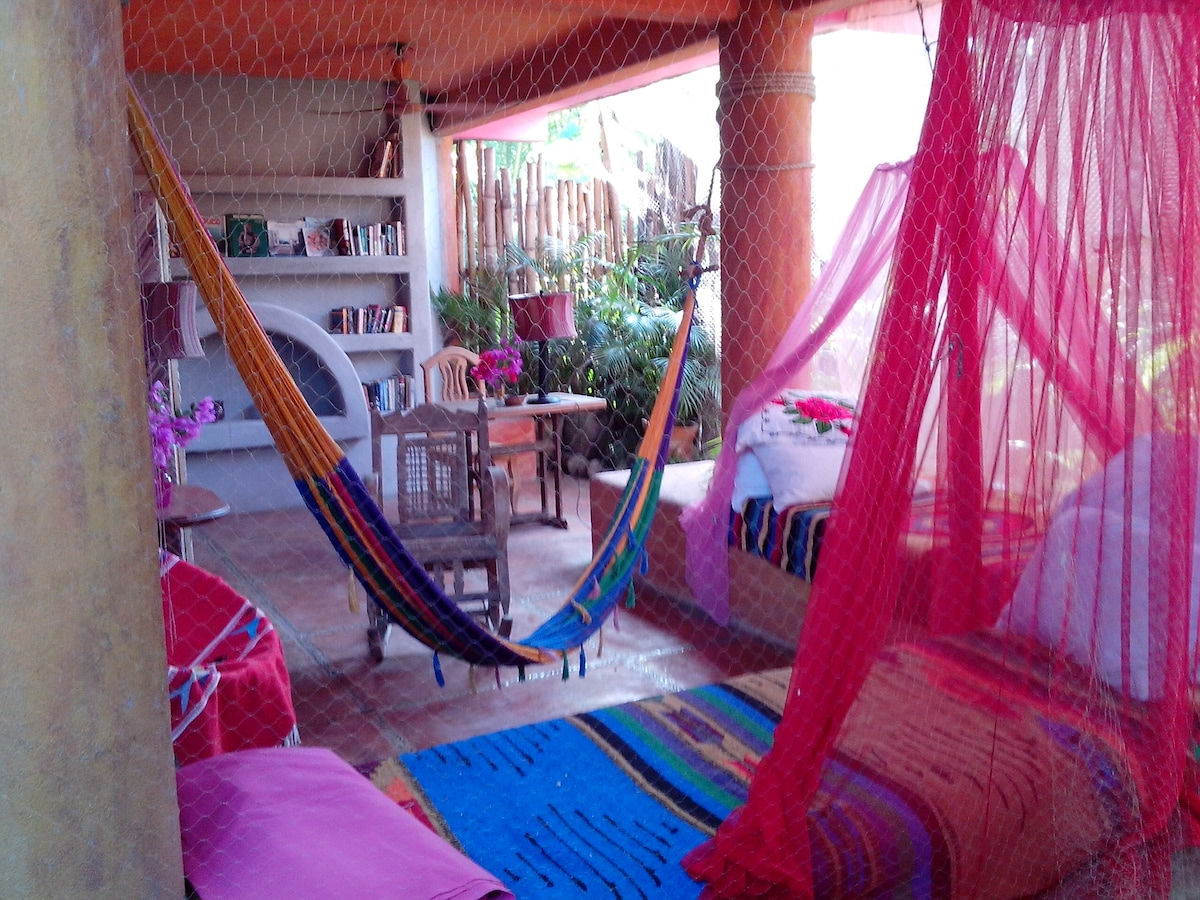 magical B&B in Barra de Potosi