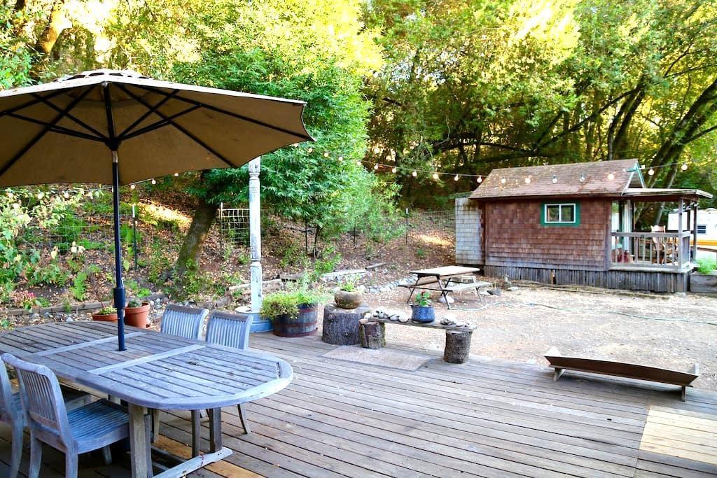 Wine Country Farmhouse - Santa Rosa - House
