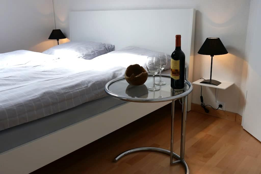 JUMA´s  Bed & Breakfast /near Basel - Schliengen - 家庭式旅館