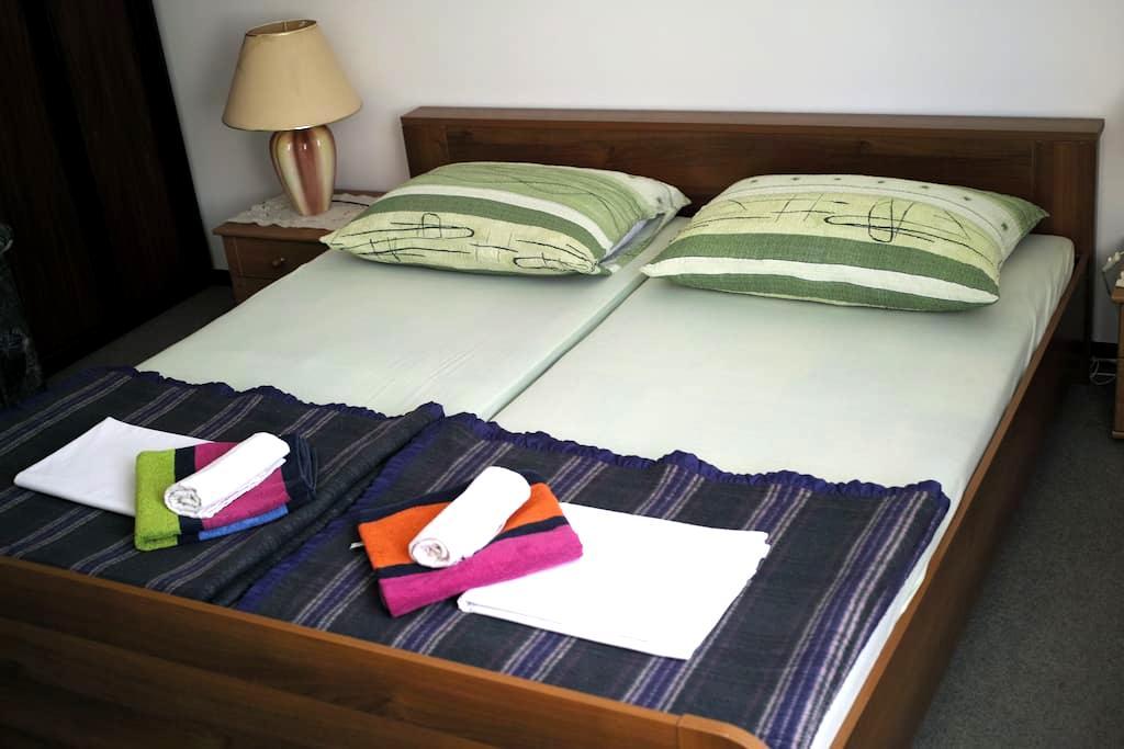 Apartment Sedlan - Double Room - Plitvička Jezera