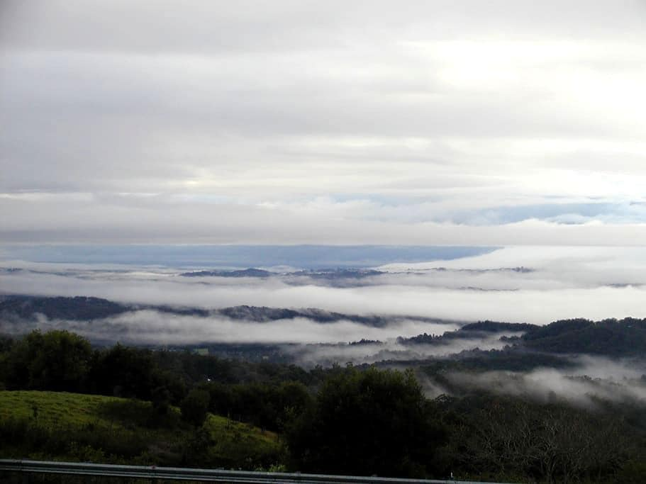 Amazing views close to Maleny - Balmoral Ridge - Bed & Breakfast