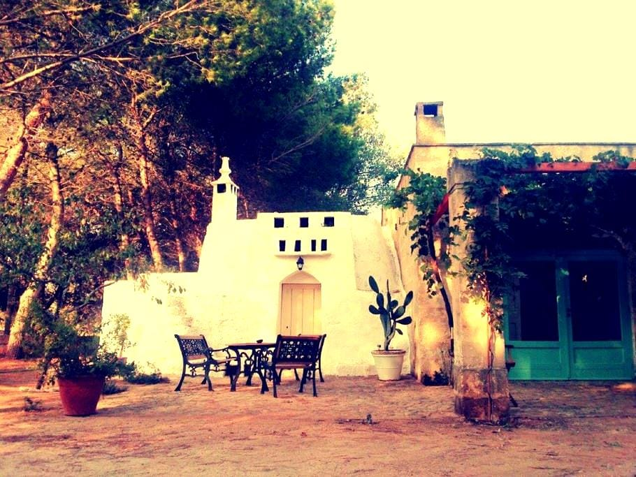 Casina Misa- Country House Trullo - Francavilla Fontana - Вилла