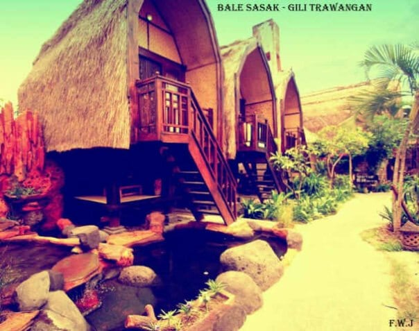 Traditional Deluxe Room Bale Sasak
