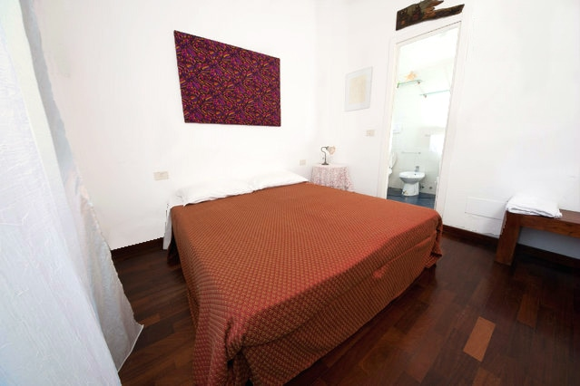 The Main bedroom with private bathroom