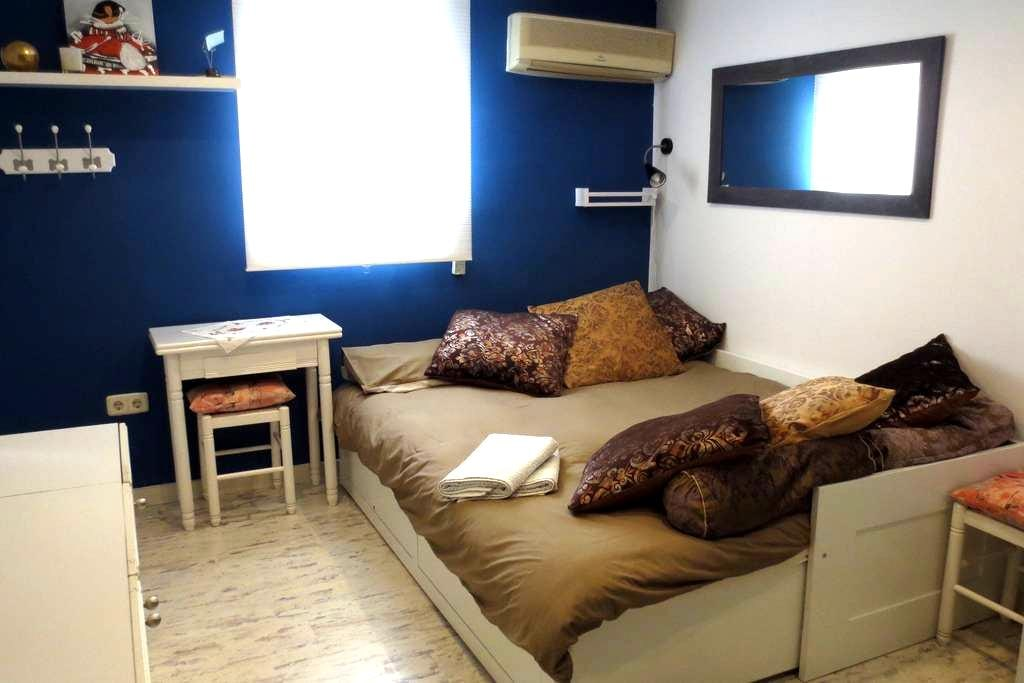 Enjoy!!Cozy Attic Ideal For Couples - Barcelona - Appartement
