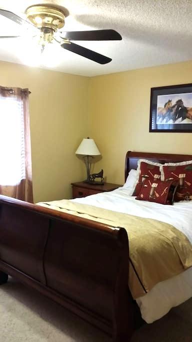 COZY 2 BEDROOMS/DISNEY NEARBY - La Habra - Casa