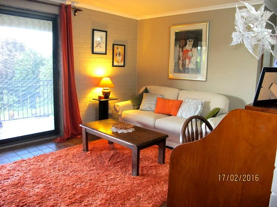 Anne's Comfy apartment in Tuross - Tuross Head - Lakás