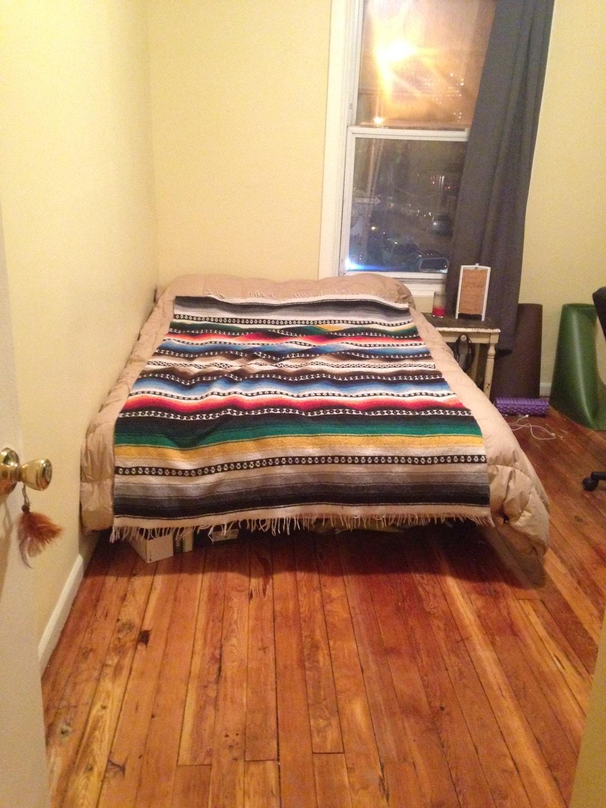 Cozy Brooklyn Bedroom