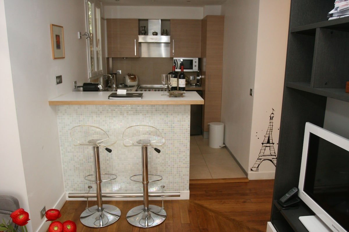 charming flat in 7th near eiffel