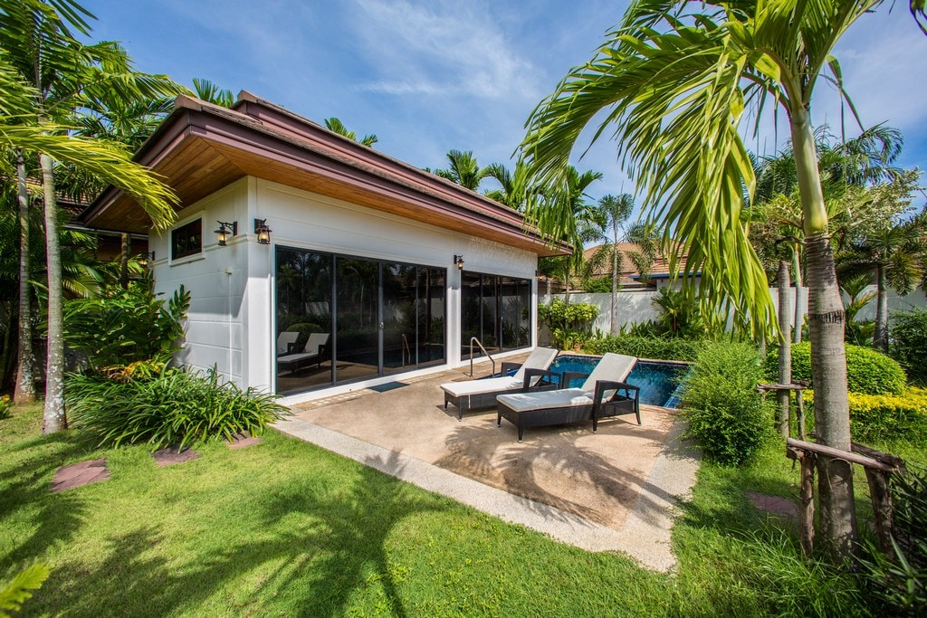 Studio Villa discount low Season