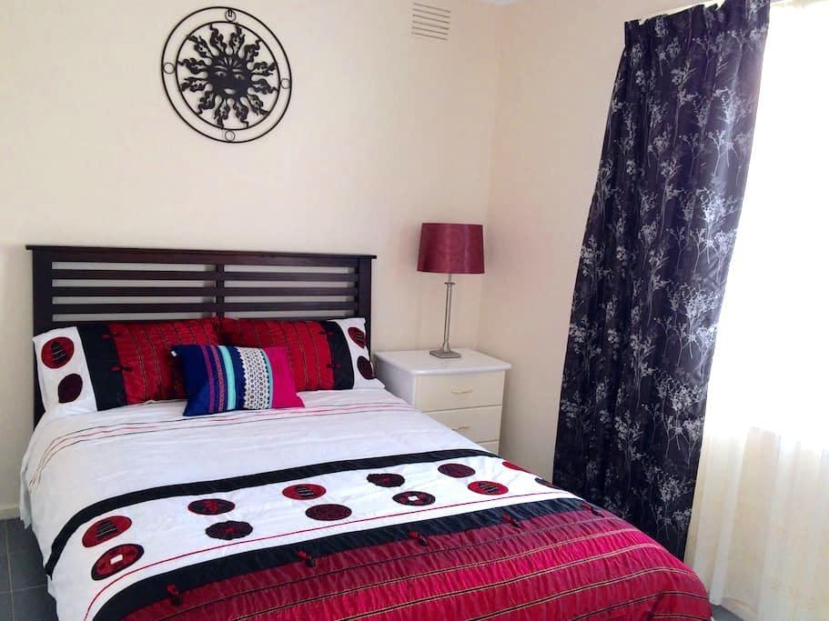 Amazing double bedroom - Noble Park