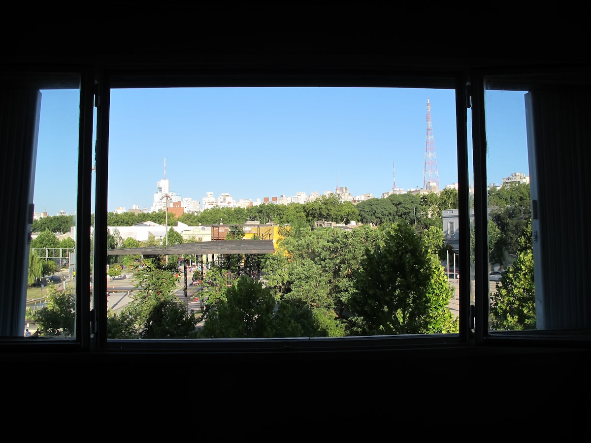Great view and location apartment!