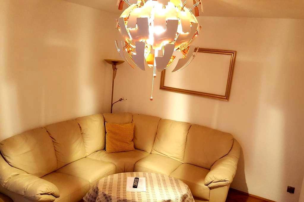 Mieszkanie 2 pokoje + balkon/2 rooms flat +balcony - Rzeszów - Flat