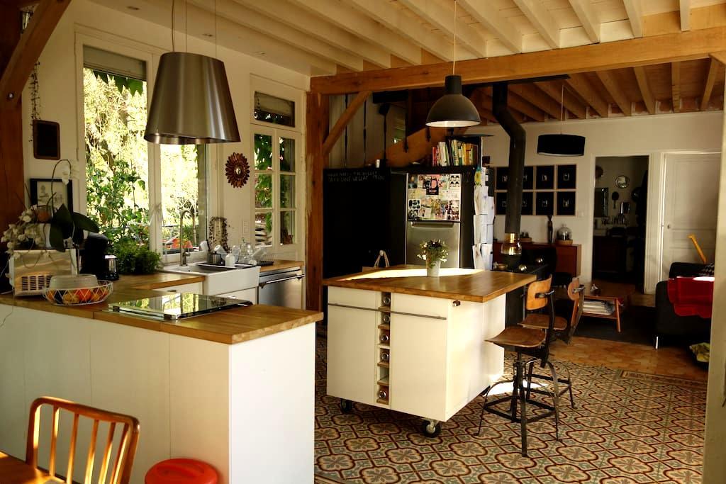 Une maison à la campagne - Contay - บ้าน