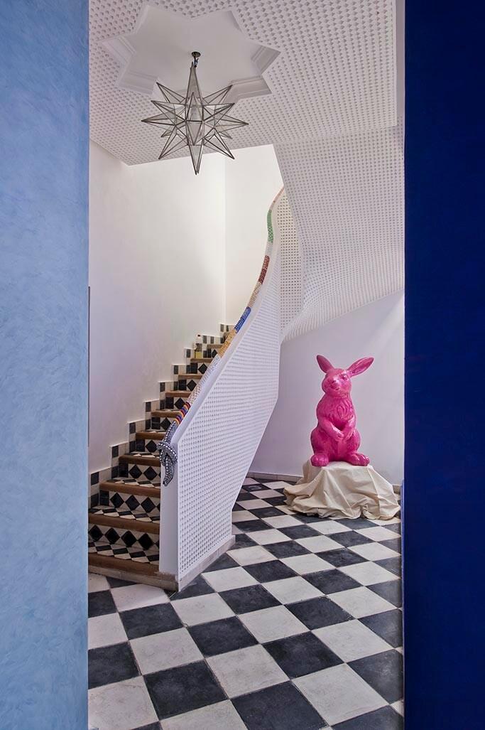 Riad goloboy single bedroom, exclu