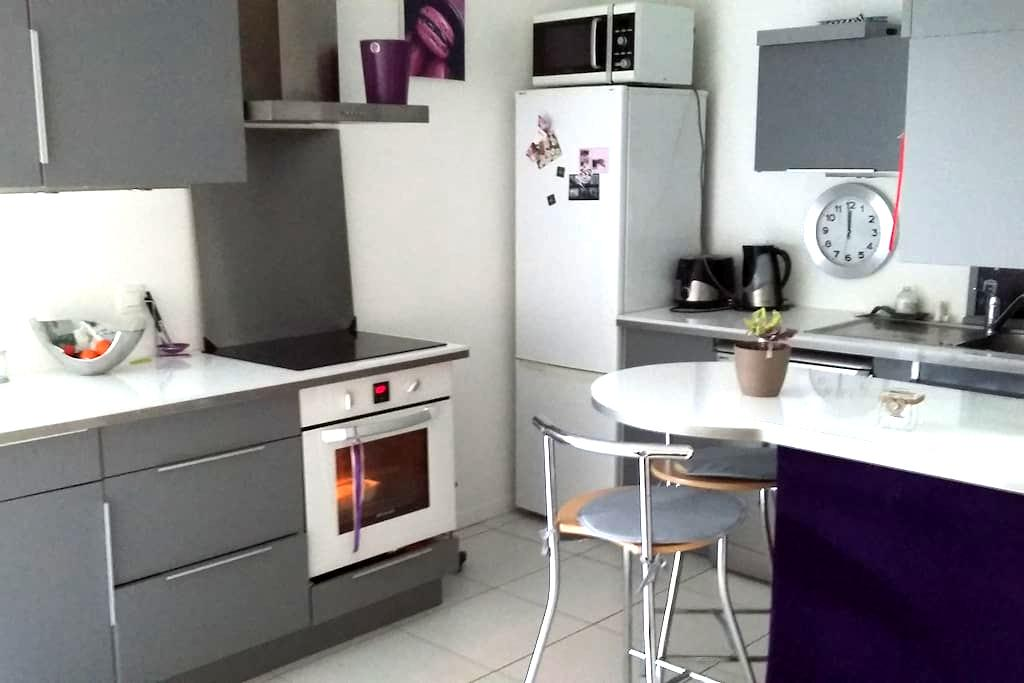 Appartement cosy proche Nantes - Orvault - Daire